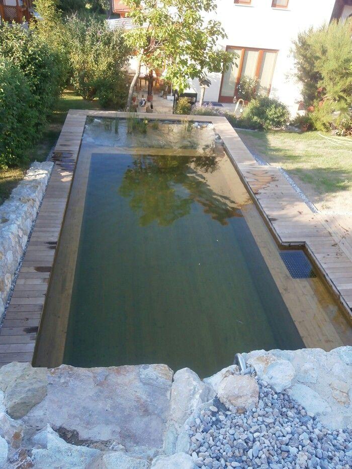 Holc Naturpool Aus Purem Holz Ohne Chemie Natur Pool