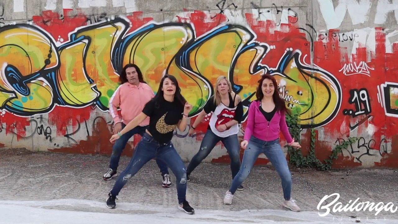 Coreografía Djadja Pasos De Baile Faciles Rutinas De Baile Pasos De Hip Hop