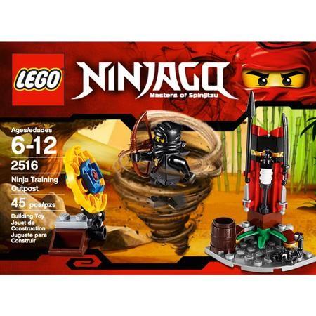 Lego Ninjago Ninja Training Outpost Set 2516 Walmart Com Ninjago Lego Ninjago Ninja Ninja Training