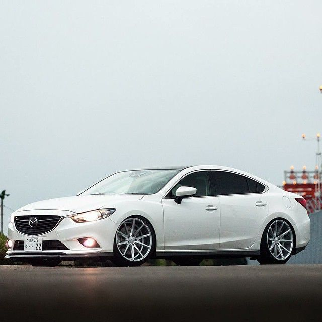 Mazda Automobile - Cute Photo