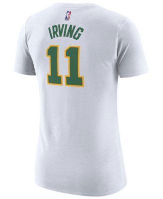 best website 14361 31837 Nike Women Kyrie Irving Boston Celtics City Edition Player T ...