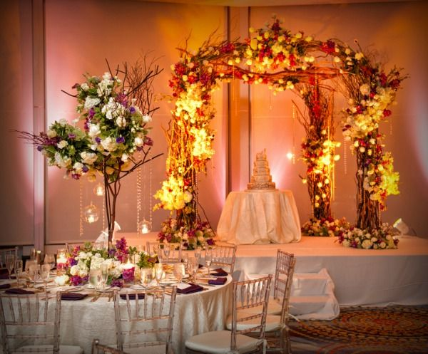 Cool Wedding Idea Recycle Your Chuppah Huppah ReUse Decor