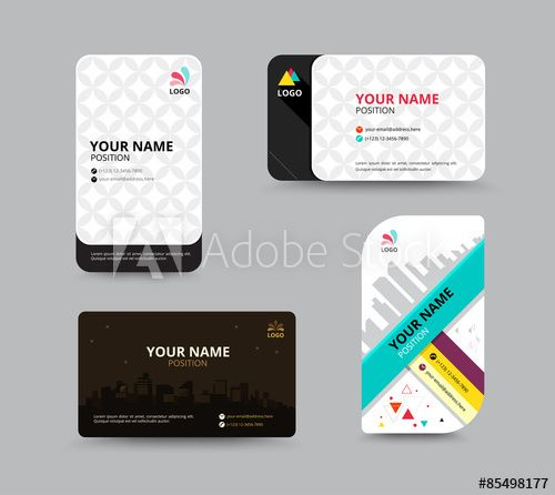 Luxury business name tag template business card layout design luxury business name tag template business card layout design vector illu accmission Images