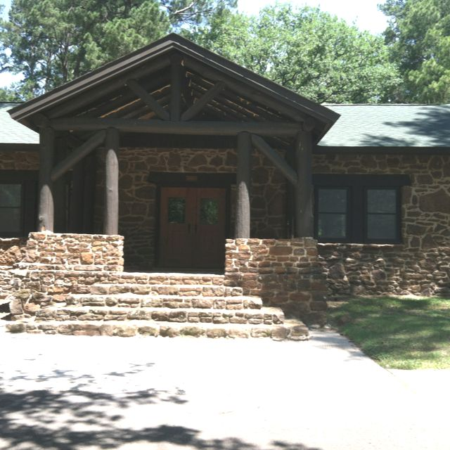 Caddo Lake State Park Lodge