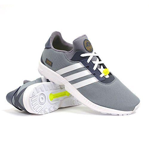Adidas ZX Gonz (Grey/White/Frozen) Mens Skate Shoes