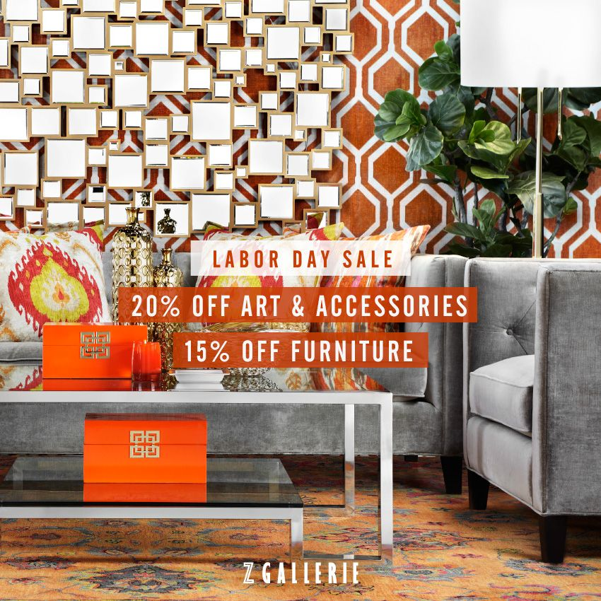 20% Off Art & Accessories With Promo Code LABORDAY ☼ 15