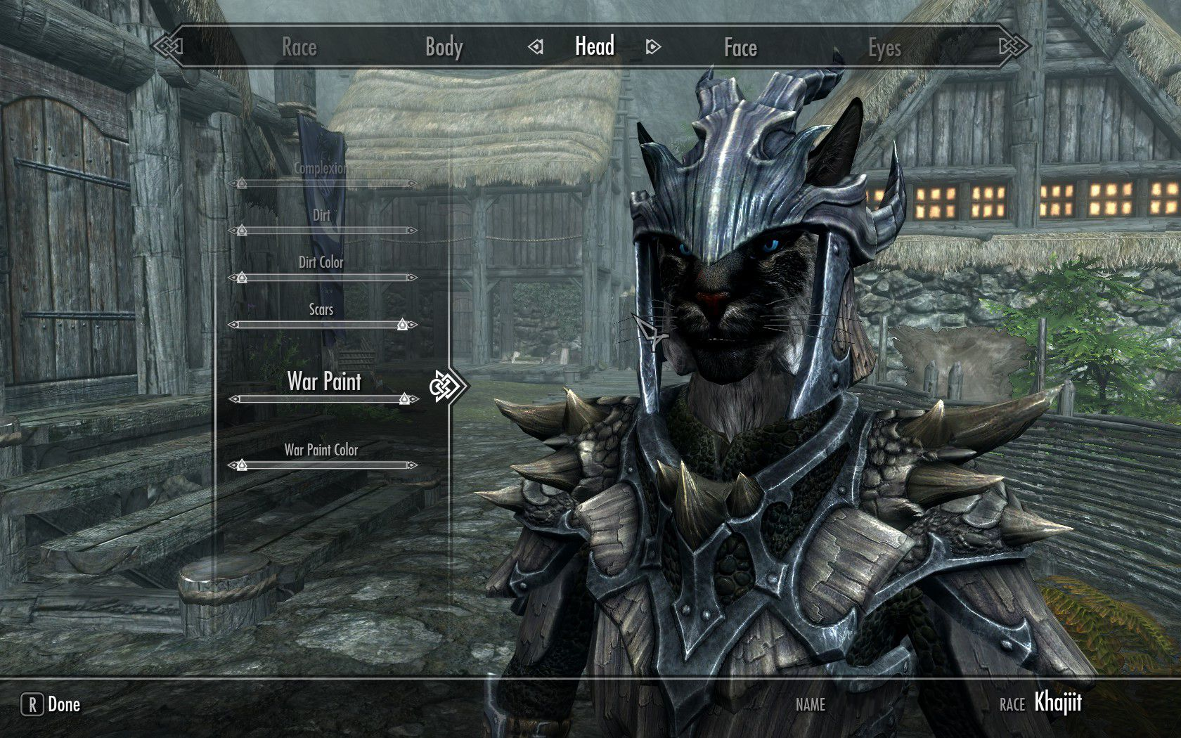 Be Me Playing Skyrim Khajiit Master Race Every Person