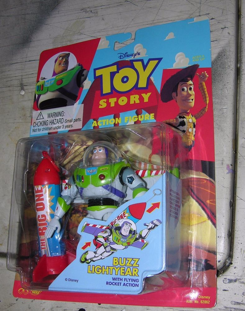 Toy story of terror 1 2 3 buzz lightyear of star command for sale - Toy Disney Toy Story Buzz Lightyear