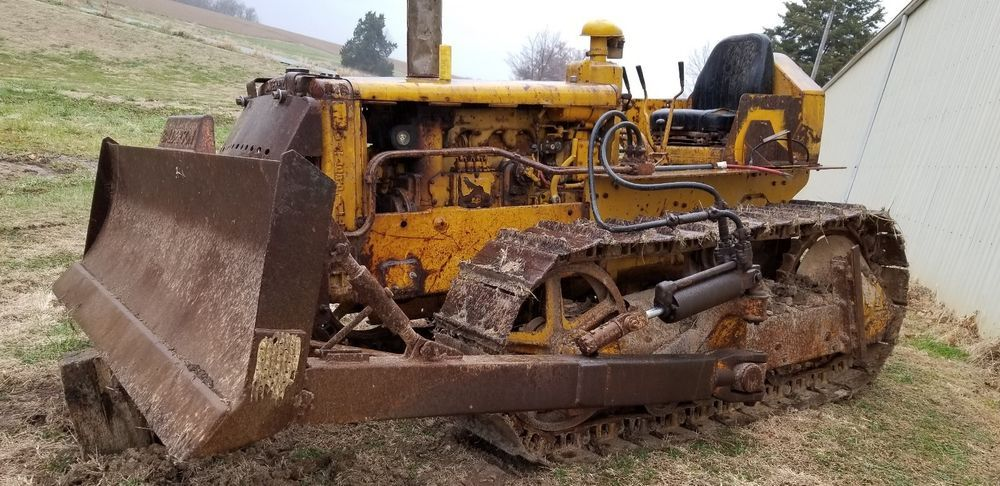 1953 Caterpillar D4-7U Tractor #farmtractor #farm #farmequipment