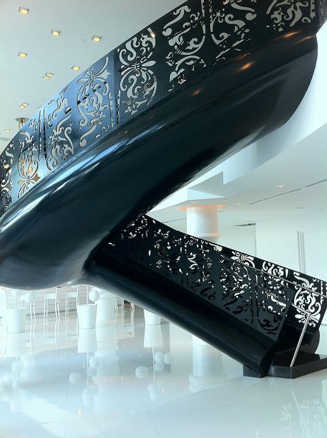 love intricate staircases