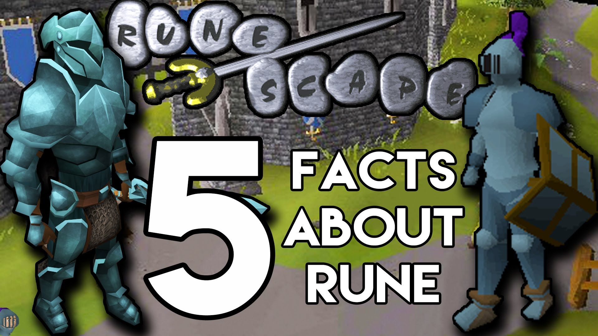 5 Facts You Didnt Know About Rune Armour From Runescape 5 Facts