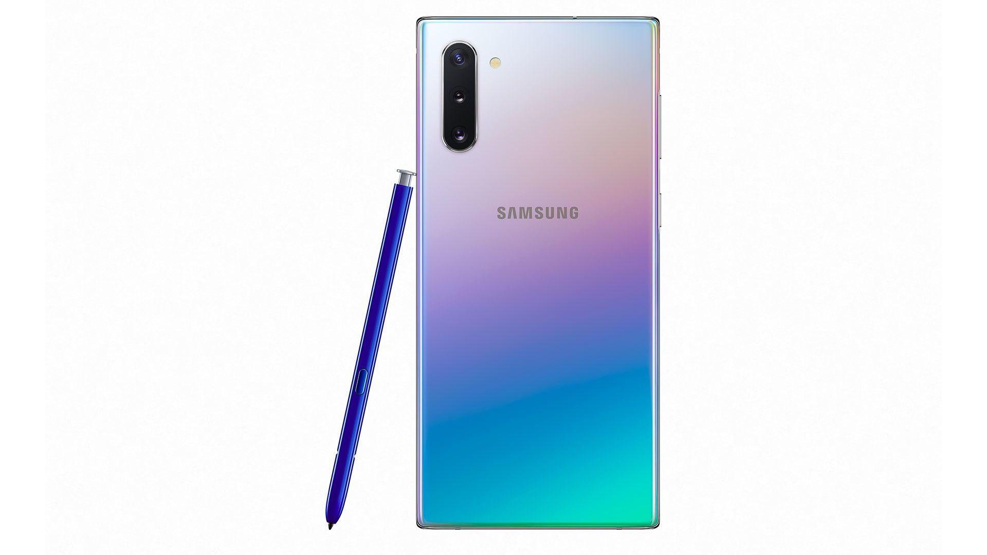 Une protection d'écran pour Samsung Note 10 et S10 capable de tromper le lecteur d'empreinte