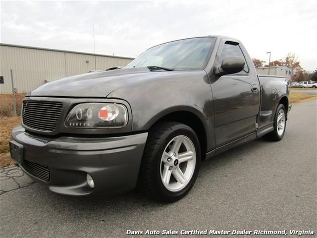2003 Ford F 150 Svt Lightning Supercharged For Sale In Richmond Va 12 995 Davis Auto Sales Certified Master Dealer R Ford Lightning Svt Lightning Ford F150