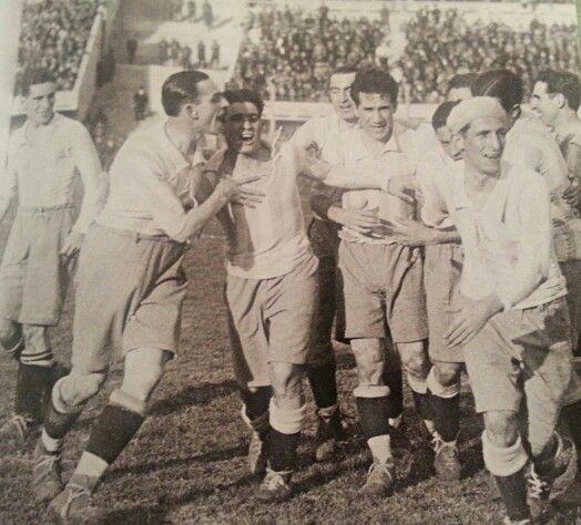 Argentina en el Estadio Centenario.MUNDIAL 1930