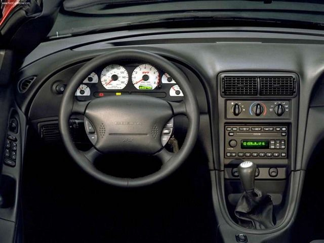Stress Release Mustang Interior 2004 Ford Mustang Ford Mustang Interior