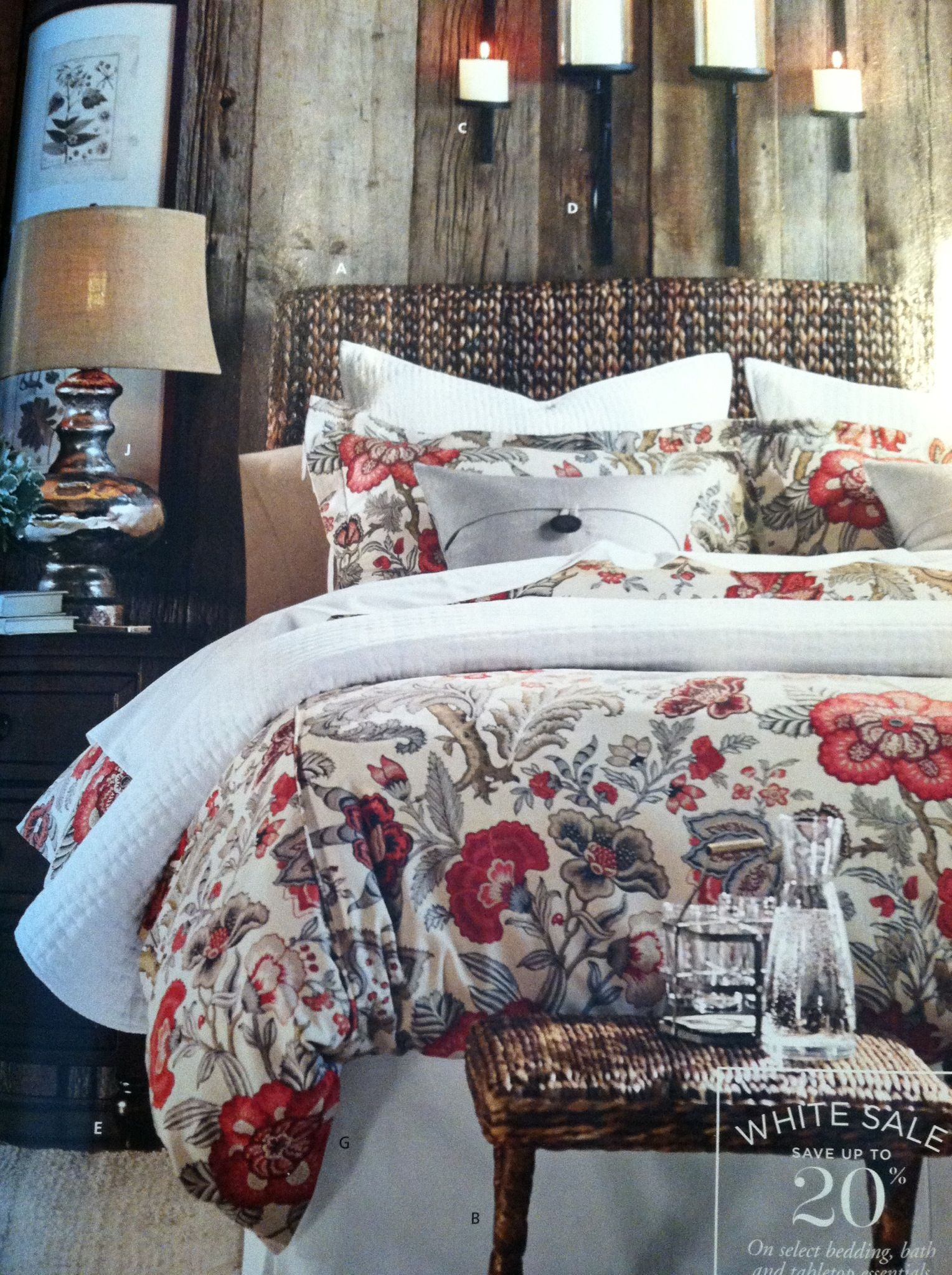 Bedroom...ideal Decor For Creating Comfy