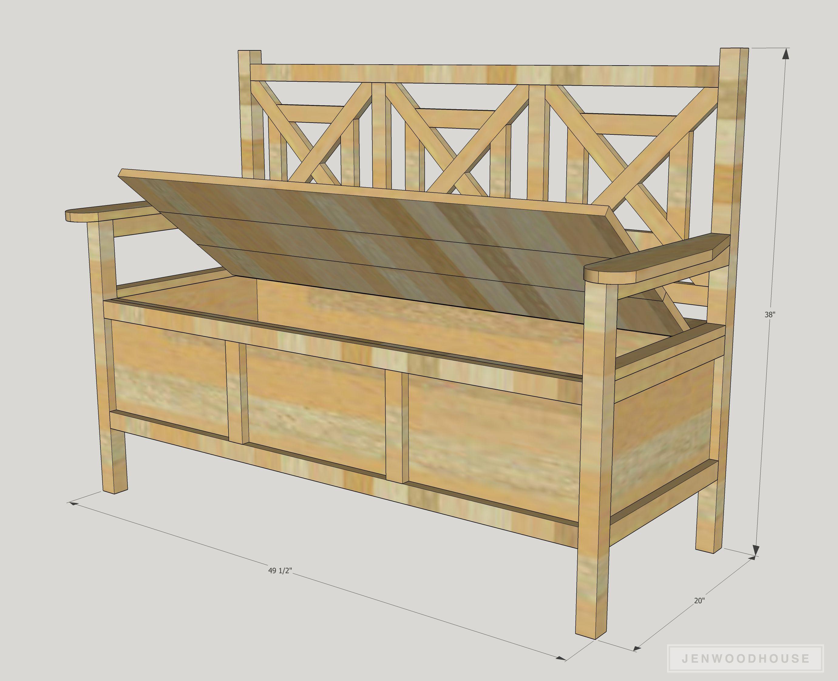 How To Build a DIY Dresser Diy storage bench, Build a