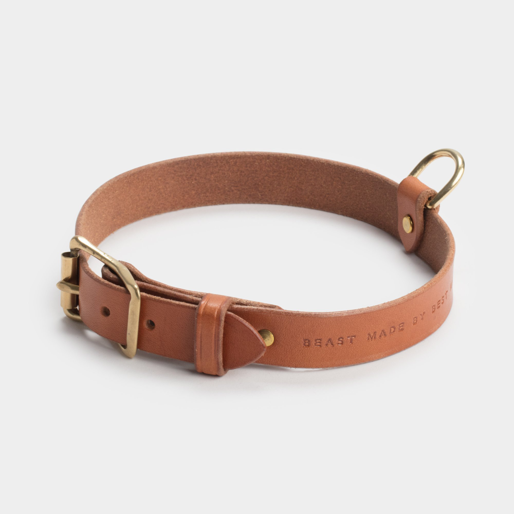 Best Made Company The Beast Made Gfeller Dog Collar Dog Collar Big Dog Collars Dog Collar Size