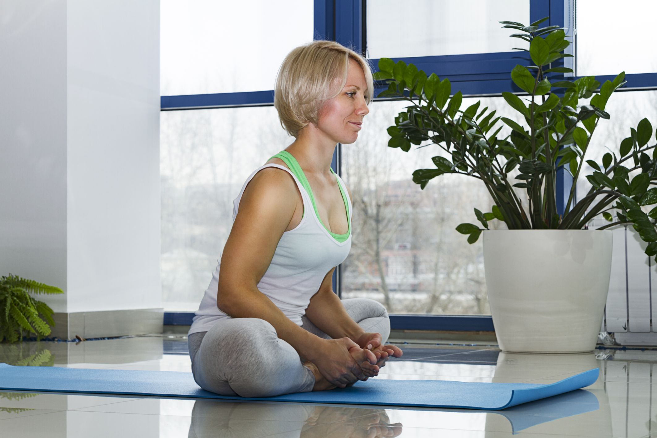 Controlled Breathing Exercises for Pulmonary Fibrosis