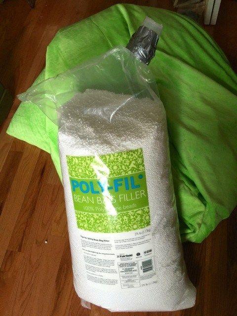 Pleasant Poly Fill Bean Bag Chair Filler Diy Fun Bean Bag Bed Pabps2019 Chair Design Images Pabps2019Com