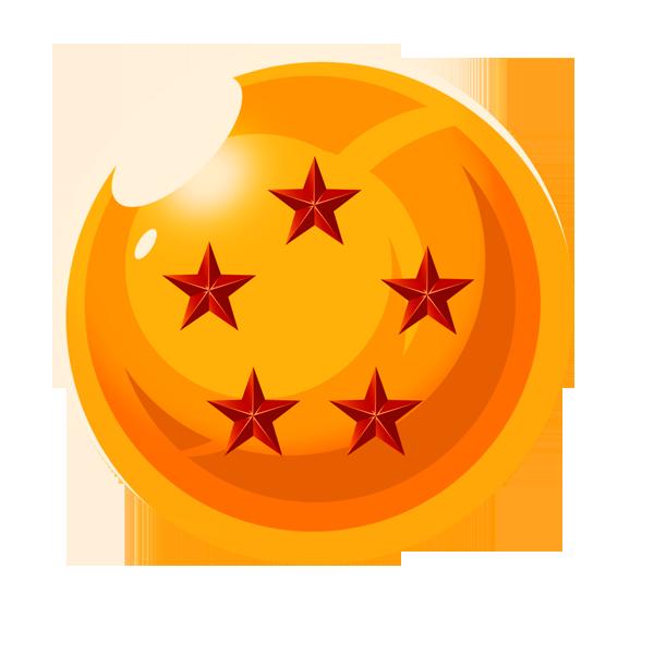 Esfera Del Dragon De 5 Estrella Render Hd Png By Todoanimeoficial Dragon Ball Wallpapers Dragon Ball Dragon Ball Tattoo