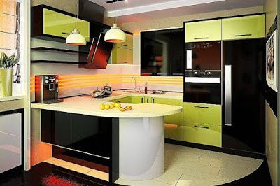 Best Modular Kitchen Design Ideas For Modern Small Kitchen 2019 400 x 300