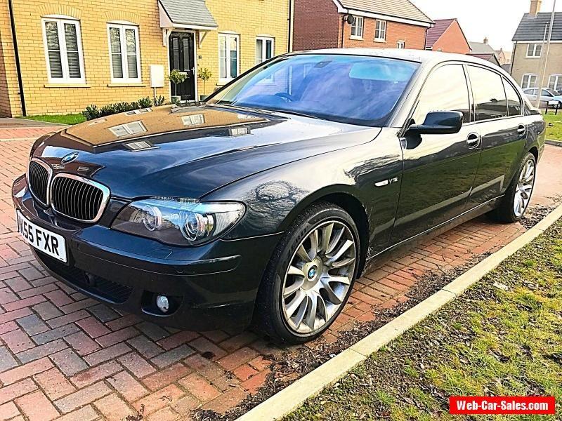 BMW LI INDIVIDUAL LIMO FACELIFT V SERIES E - 2009 bmw 760li for sale