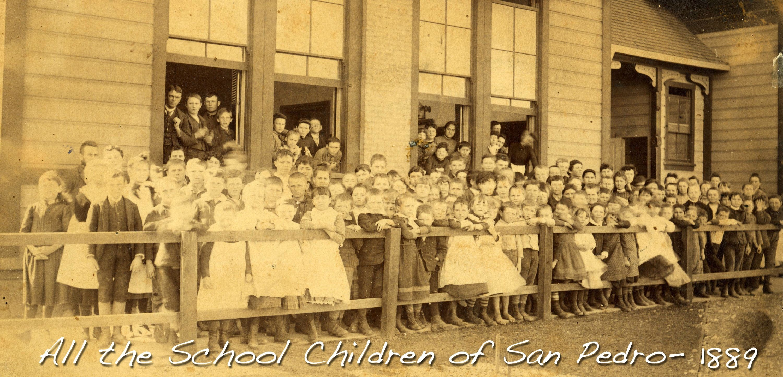 All SP School Children 1889 small