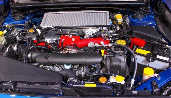 2018 Subaru Wrx Sti Engine 2018 Subaru Wrx Sti Pinterest