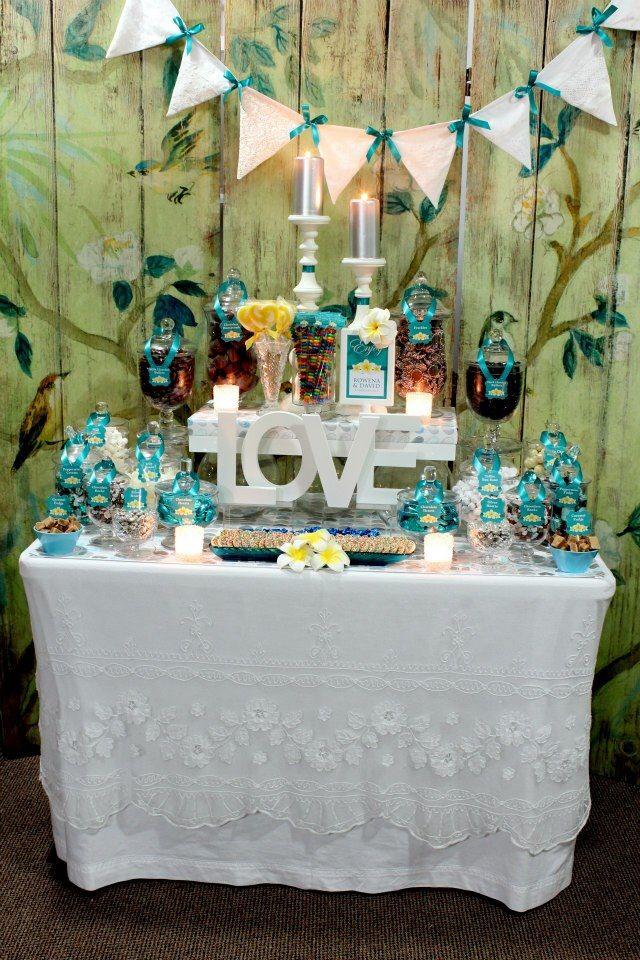 Aqua Candy Buffet