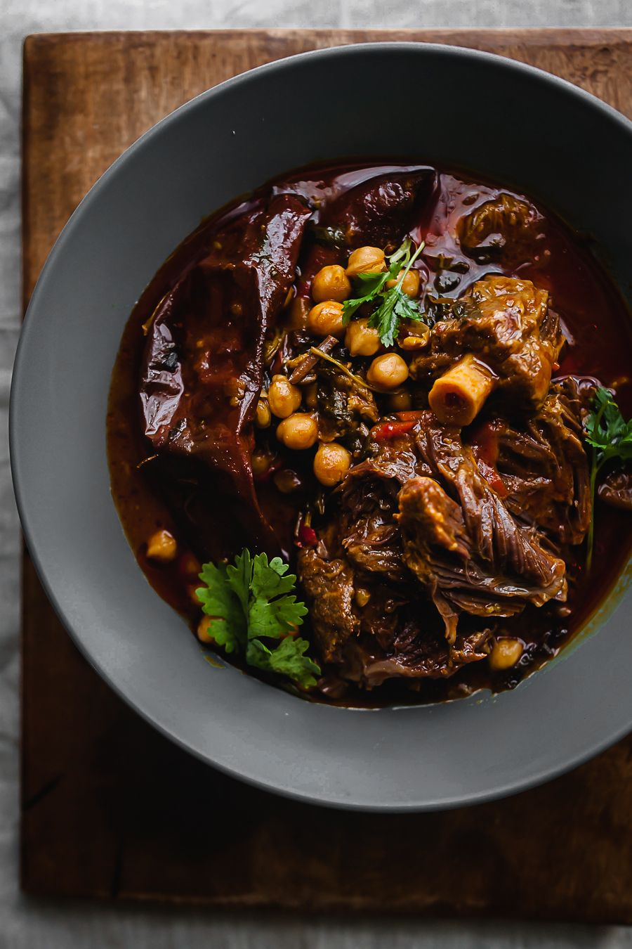 Moroccan Cheek Meat And Oxtail Stew Gather A Table Oxtail Recipes Oxtail Stew Oxtail
