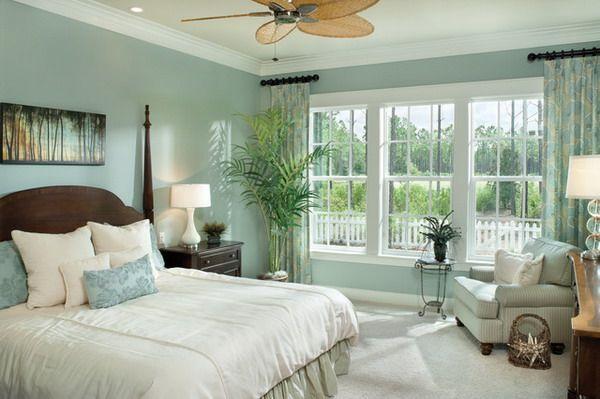 Green Bedroom Color Scheme | Home - (Re)Designing a Home ...
