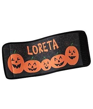 personalized halloween beverage coozie pumpkins halloween decorations by personal creations 999 a - Personalized Halloween Decorations