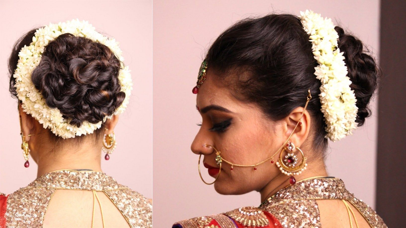 maharashtrian bridal hairstyles for long hair | hairstyles