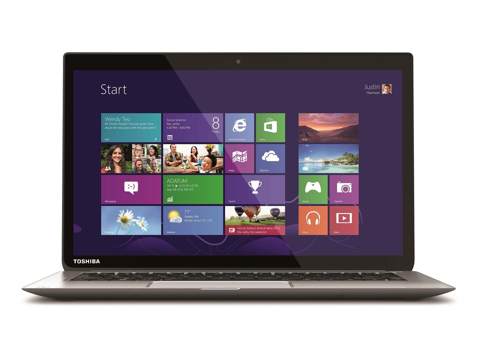 اسعار اللاب توب توشيبا فى مصر 2017 Laptop Windows 8 Laptop