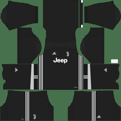 Juventus Ddls 512x512 Goalkeeper Kits Away 2017 2018 Goalkeeper Kits Soccer Kits Juventus