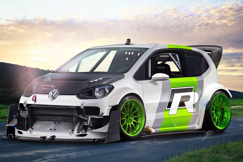Photoshop Et Automotive Design Vw Up Automotive