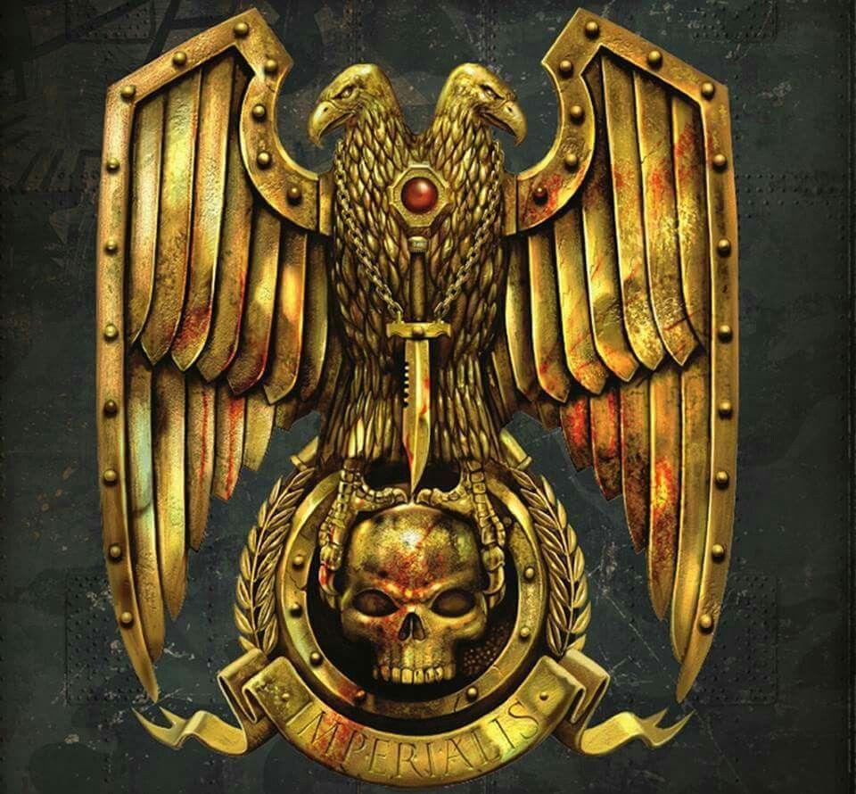 Aquila Warhammer Art Warhammer 40k Rpg Warhammer Fantasy