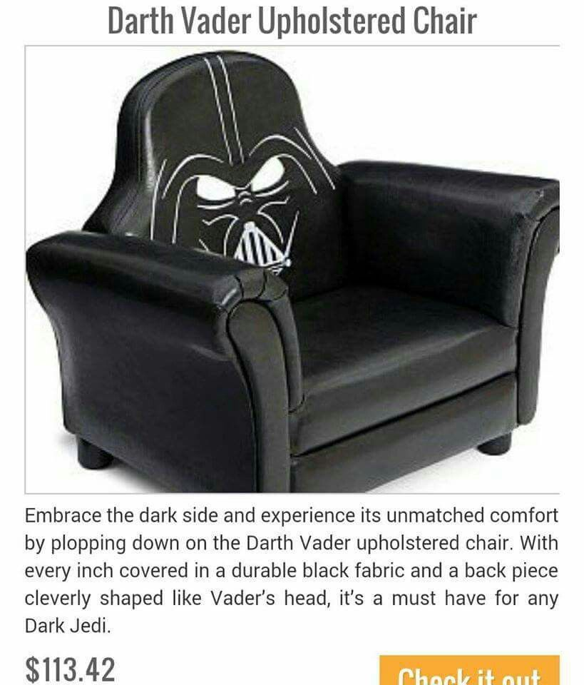 Vader Chair