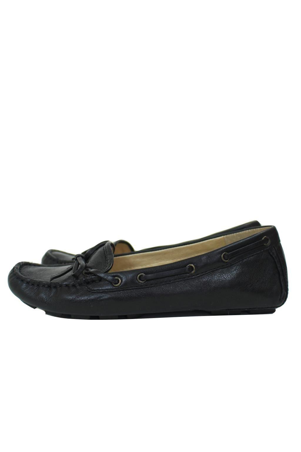 c2056b62788 Frye Reagan Campus Driving Mocs Shoes Black Size 7