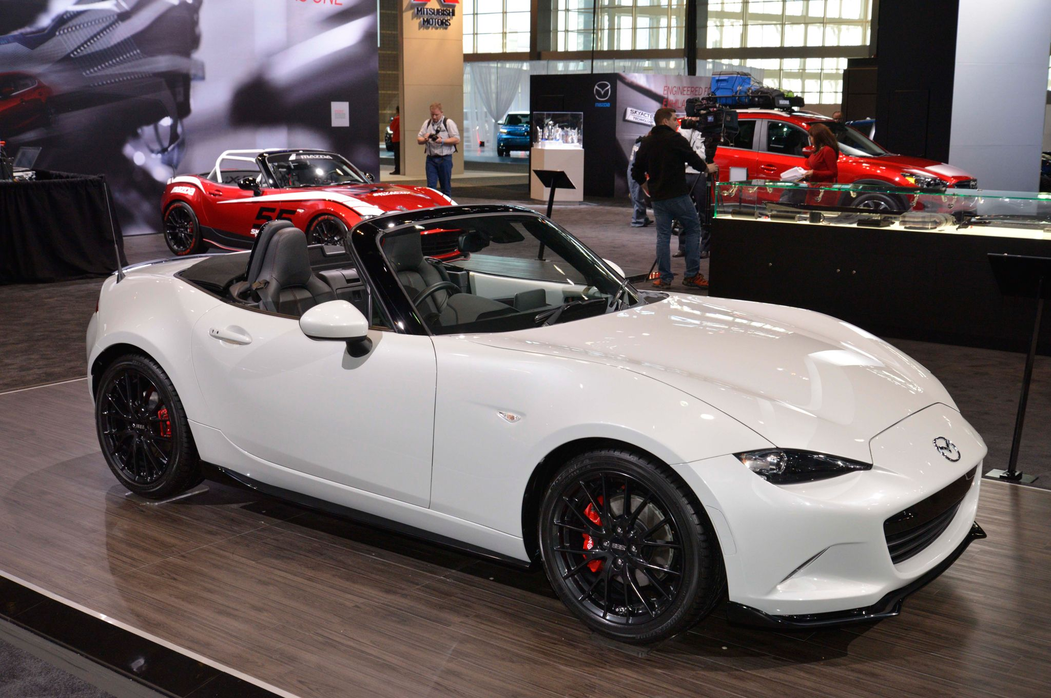 Cars of the 2015 Chicago Auto Show Just Dreamin