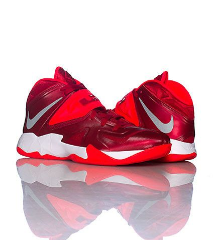 lebron soldier 7 red
