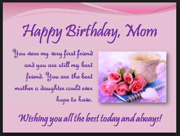 Happy Birthday Mom Messages Birthday Wishes For Mother Happy Birthday Mom Wishes Happy Birthday Mom Quotes