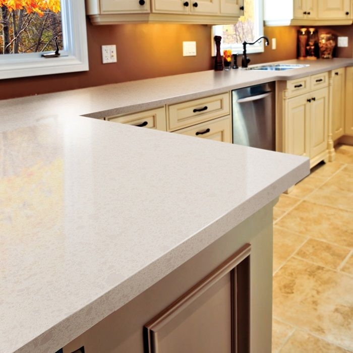 High Quality Bora Bora Beige Quartz | Arizona Tile