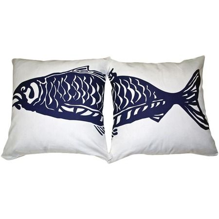 I pinned this 2 Piece Heads n Tails Pillow from the Victoria Larson event at Joss and Main!