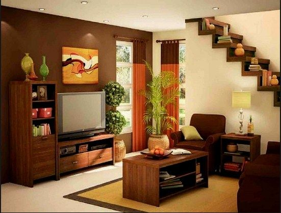 Small House Simple Interior Design  Hiqra  Pinterest  Simple Custom Living Room Design For Small House Design Inspiration
