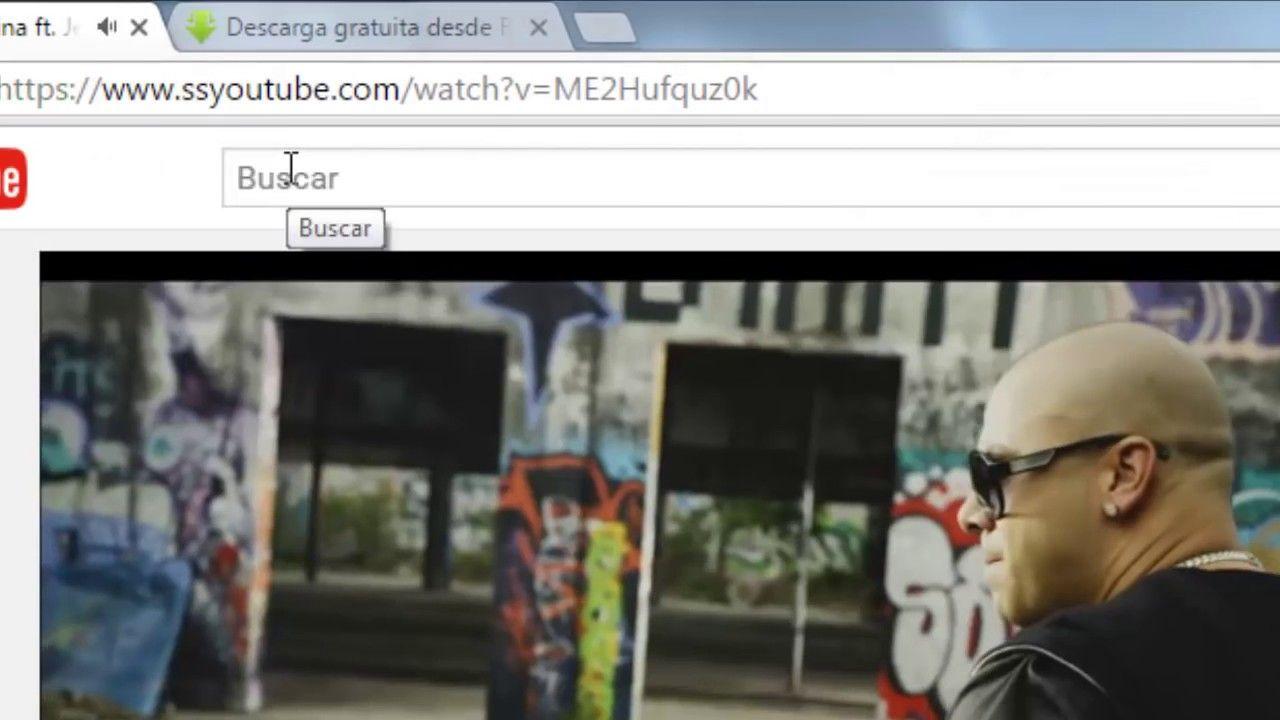 Como Descargar Un Video De Youtube Sin Utilizar Programas Facil