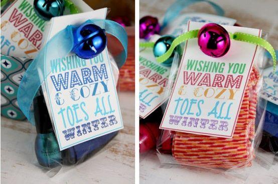 Great Idea For Secret Santa Holiday Printables Diy Christmas Gifts Neighbor Gifts