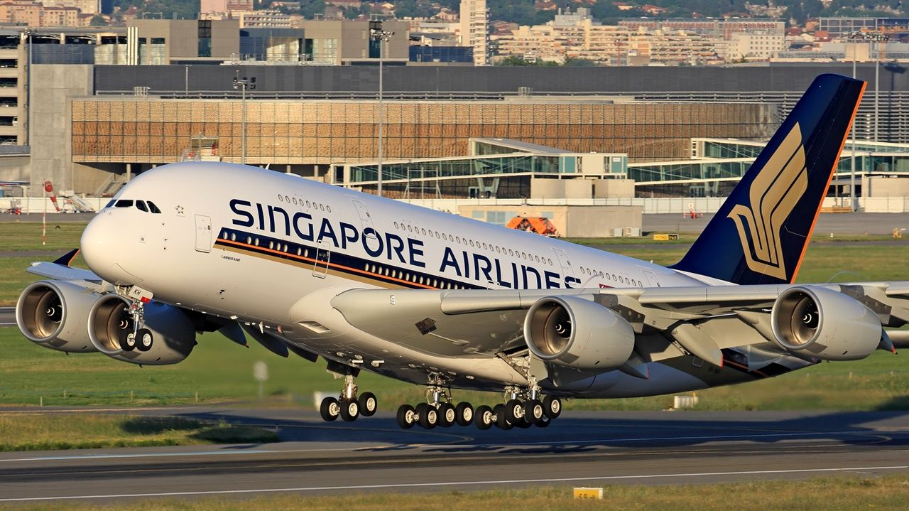 Home decor pictures singapore airlines