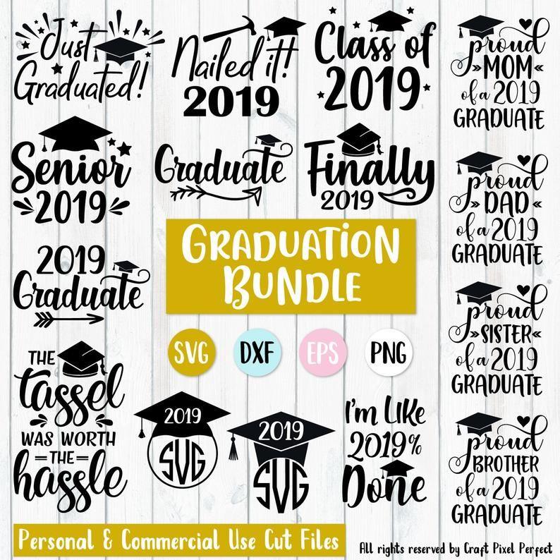 2020 Graduation Svg, Graduation Svg Bundle, 2020 Graduate